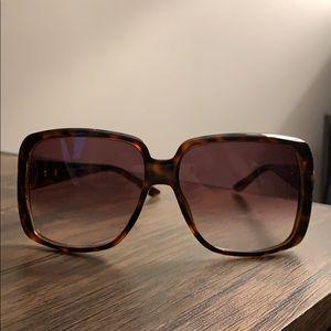 Gucci Square oversized sunglasses